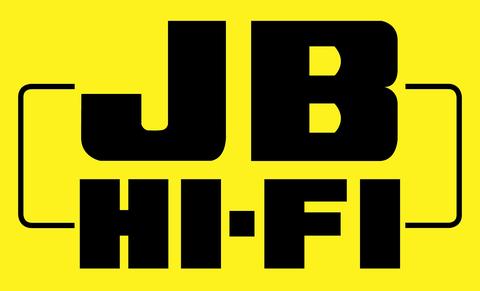 JB Hi-Fi (ASX:JBH) Company Logo