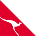 Qantas Airways (ASX:QAN) Company Logo Icon