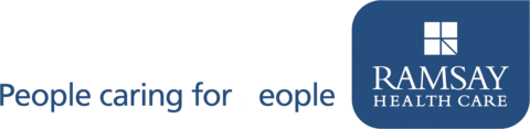 Ramsay Health Care (ASX:RHC) Company Logo