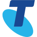 Telstra Corporation (ASX:TLS) Company Logo Icon