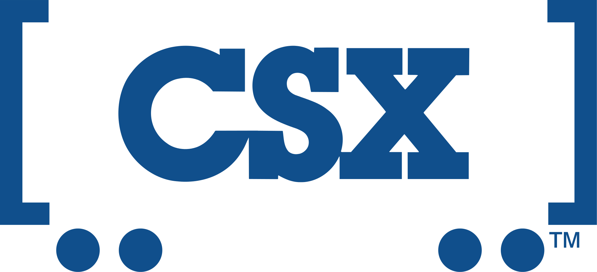 CSX Corporation (NASDAQ:CSX) Company Logo Icon
