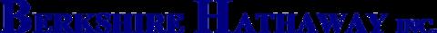Berkshire Hathaway (NYSE:BRK.A) Company Logo