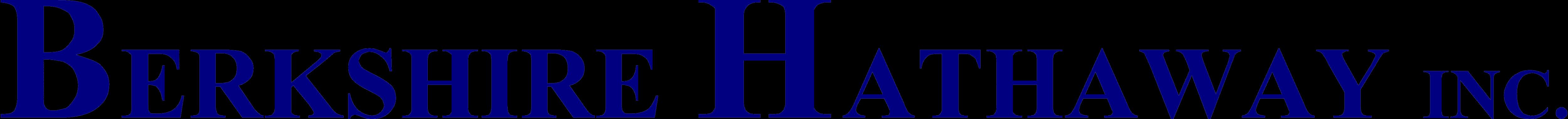 Berkshire Hathaway (NYSE:BRK.B) Company Logo