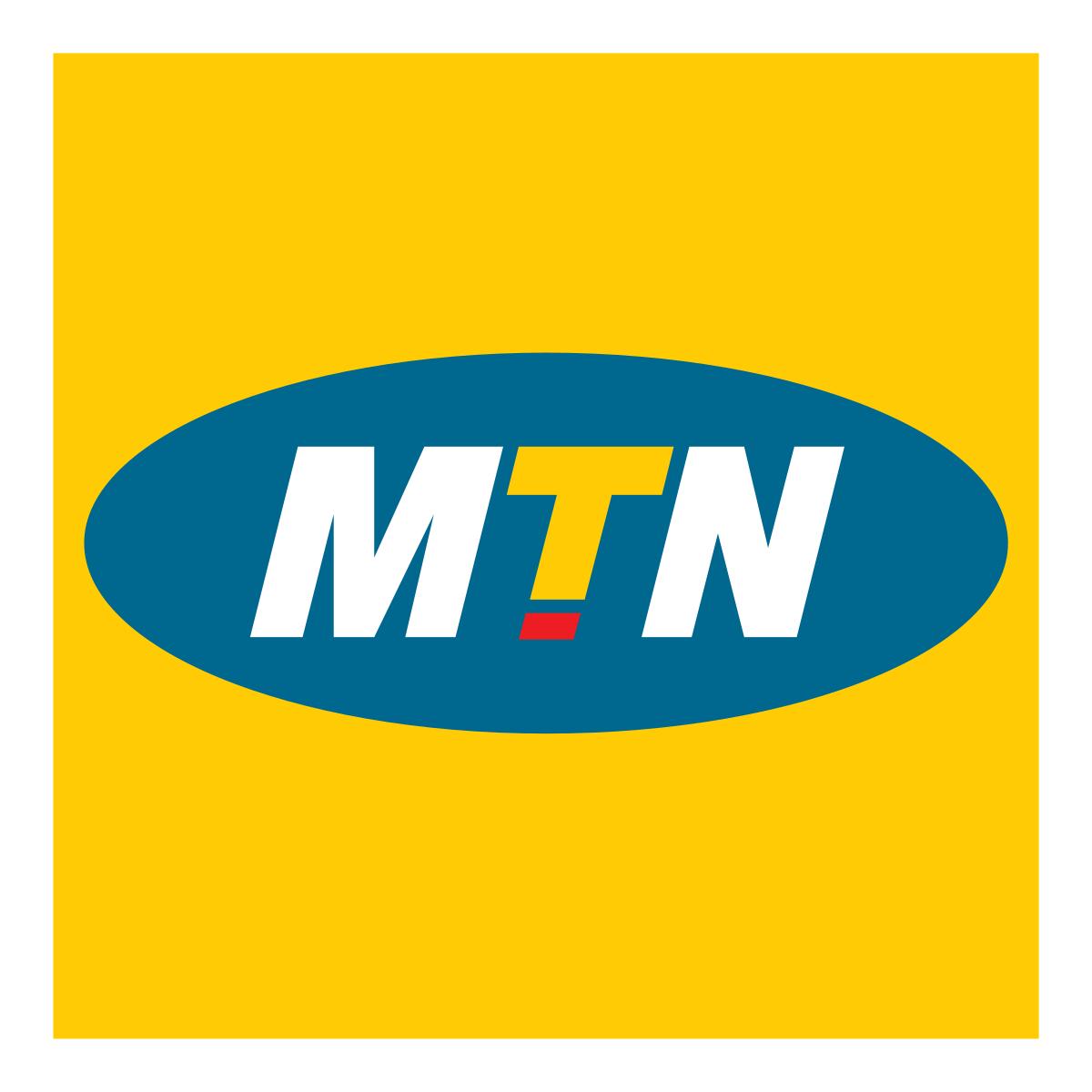 Mtn Group Ltd MTN Icon Logo