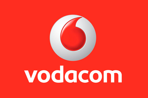 Vodacom Group Ltd VOD Icon Logo