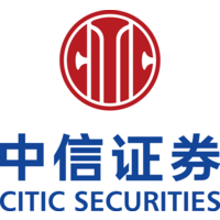 Citic Securities Company Limited 600030 Icon Logo