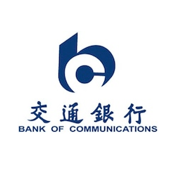 Bank Of Communications Co.,ltd. 601328 Icon Logo