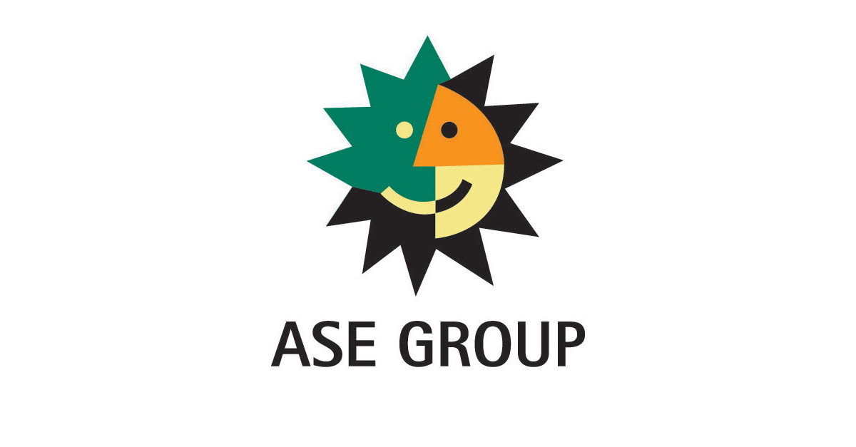 Ase Technology Holding Co Ltd 3711 Icon Logo